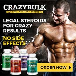 Best legal steroids 2018