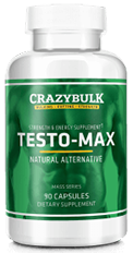 Crazy Bulk Testomax