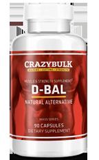 CrazyBulk D-Bal Dianabol